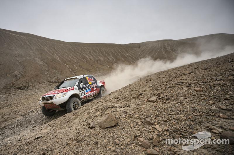 #322 Toyota: Adam Malysz, Rafal Marton