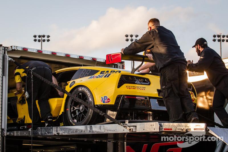 #3 雪佛兰克尔维特 Racing 雪佛兰 雪佛兰克尔维特 C7.R