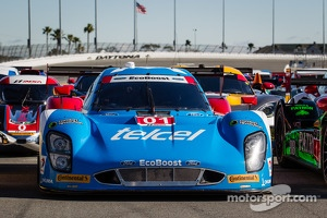 #01 Chip Ganassi Racing Riley DP Ford EcoBoost