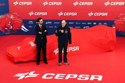 Franz Tost, Team Principal alla presentazione della Scuderia Toro Rosso STR9