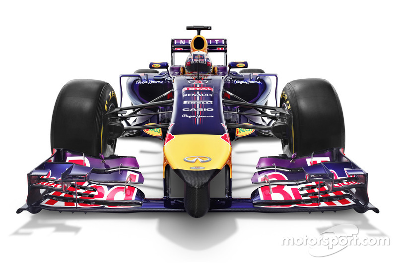 La Red Bull Racing RB10