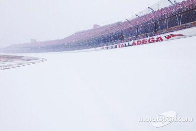 Winter op Talladega