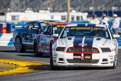 #78 Racers Edge Motorsports 野马 Boss 302 R: 卢卡斯·比塞, 大卫·莱文