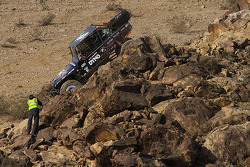 King of the Hammers action