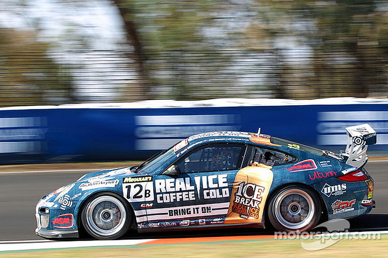 #12 McElrea Racing Porsche 997 GT3 Cup: David Calvert-Jones, Alex Davison, Patrick Long