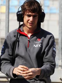 Esteban Gutierrez, Sauber