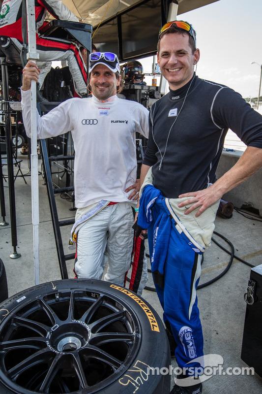 Markus Winkelhock e Marc Basseng