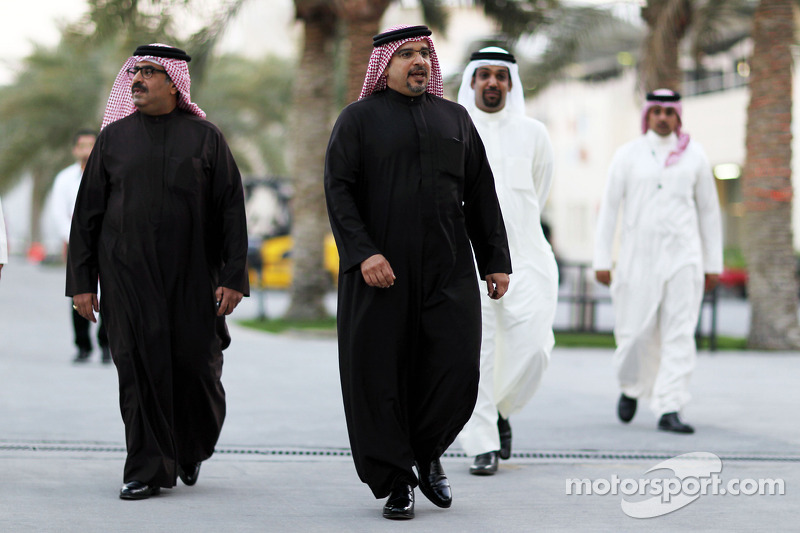 HRH Prens Salman bin Hamad Al Khalifa, Bahreyn Prens Veliahtı