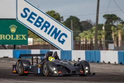 #88 BAR1 Motorsports ORECA FLM09: Sean Rayhall, Doug Bielefeld