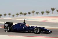 威廉姆斯车队驾驶FW36赛车的预备车手费利佩·纳萨尔