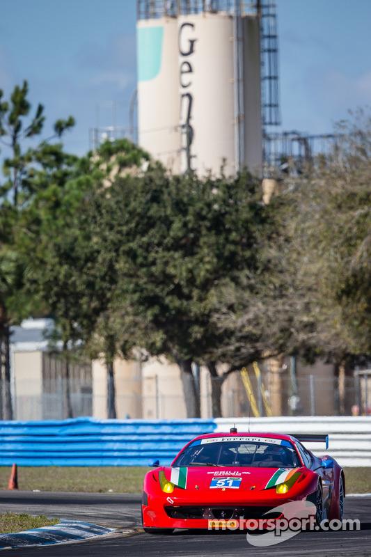 #51 Spirit of Race 法拉利 458 Italia: 马特·格里芬 , 杰克·耶贝尔