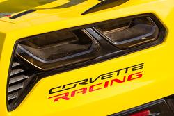 #3 雪佛兰克尔维特 Racing 雪佛兰 雪佛兰克尔维特 尾灯细节