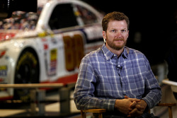 Champion's breakfast: Dale Earnhardt Jr., Hendrick Motorsports Chevrolet