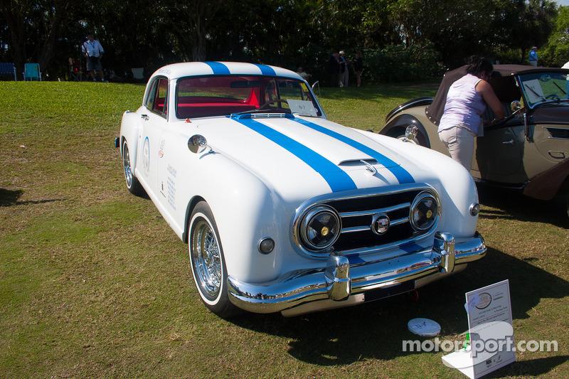 1953 Nash Healey Le Mans Coupe