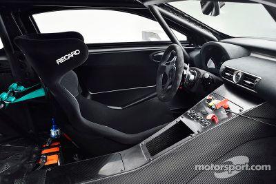 雷克萨斯RC F GT3赛车发布