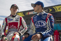 Ryan Reed and Trevor Bayne