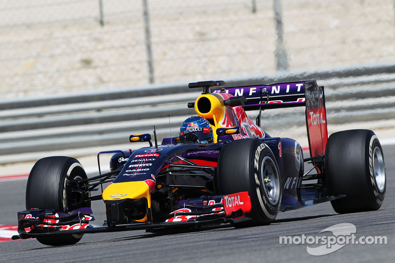 2014: Red Bull Racing RB10