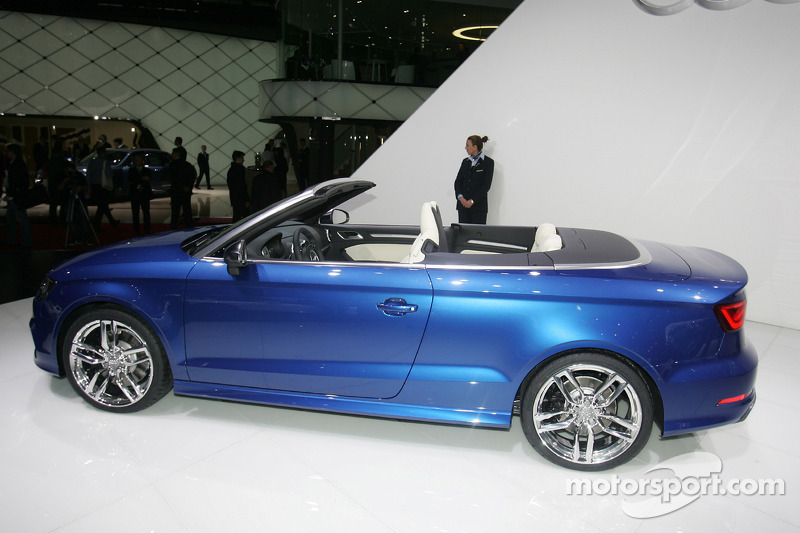 audi s3 cabrio op geneva international auto show automotive foto 39 s. Black Bedroom Furniture Sets. Home Design Ideas