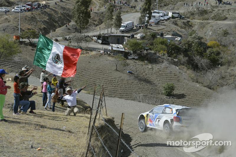 Sébastien Ogier e Julien Ingrassia, Volkswagen Polo WRC, Volkswagen Motorsport