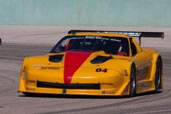 #04 Roehrig Enders Suspension Chevrolet Corvette: Kurt Roehrig
