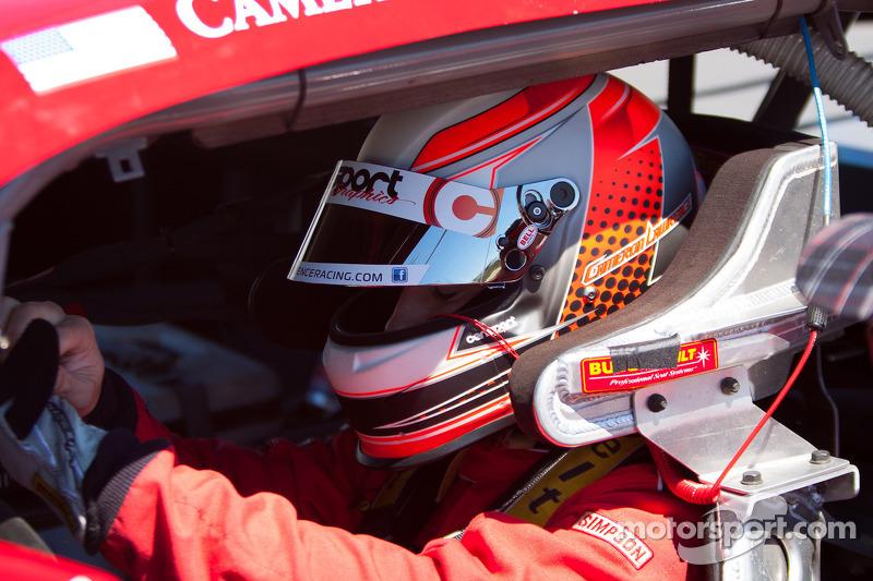 #1 Miller Racing Chevrolet Camaro: Cameron Lawrence