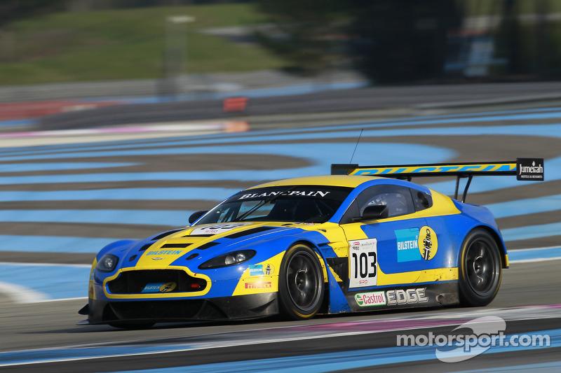 #103 阿斯顿马丁车队 阿斯顿马丁 Vantage GT3