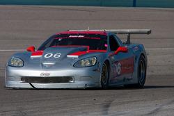 #06 Disco 106 Optica Lopez Chevrolet Corvette: R.J. Lopez
