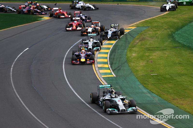 Гонка 148. Гран При Австралии 2014 года