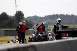 #87 BAR1 Motorsports ORECA FLM09: Gaston Kearby, Bruce Hamilton, Toni Kasemets