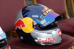 Andrew Jordan casco