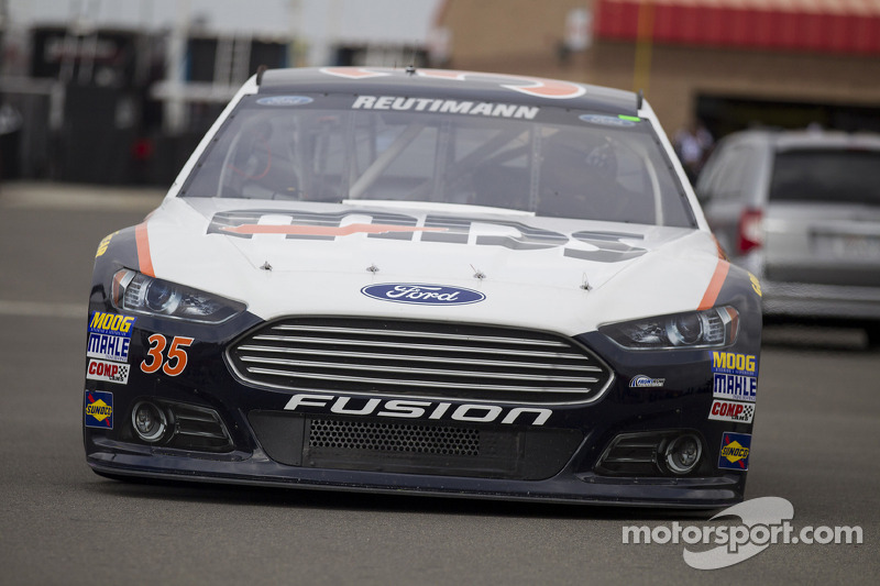 David Reutimann, Front Row Motorsports Ford