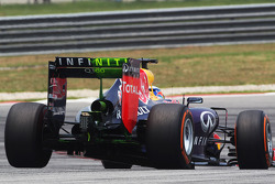 Daniel Ricciardo, Red Bull Racing RB10 com tinta aerodinâmica