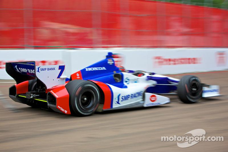 Mikhail Aleshin Schmidt Peterson Hamilton Motorsports Honda St Pete Photos Indycar