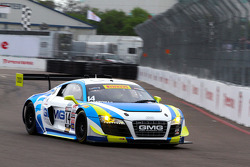 #14 GMG Audi R8 ultra: James Sofronas