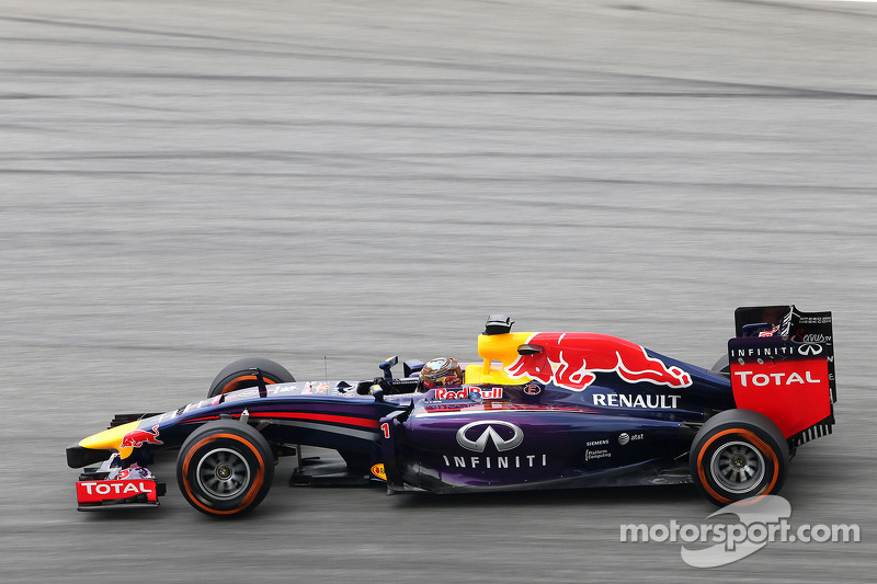 Sebastian Vettel (ALE), Red Bull Racing