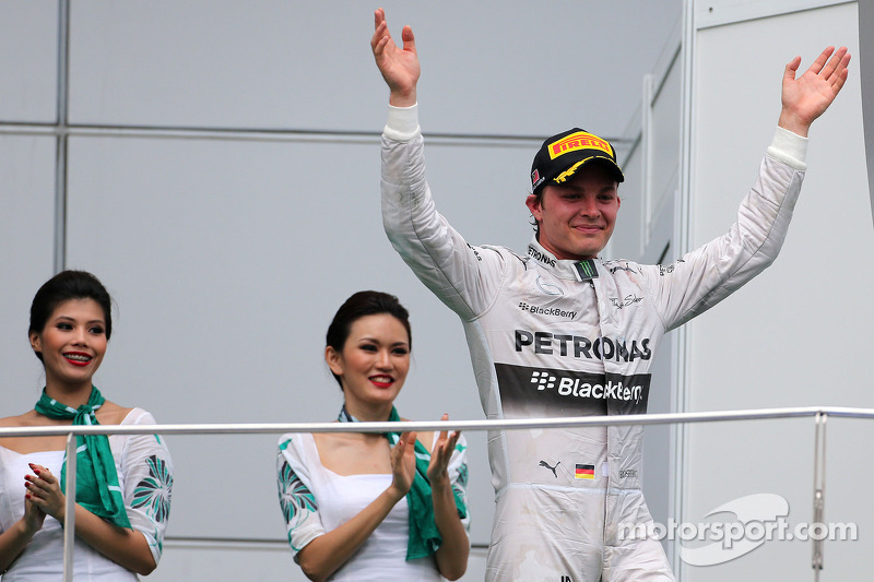Nico Rosberg (ALE), da equipe Mercedes AMG F1 31