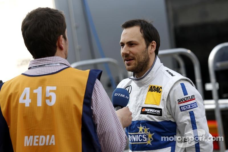 Gary Paffett, Mercedes AMG DTM-Takımı HWA