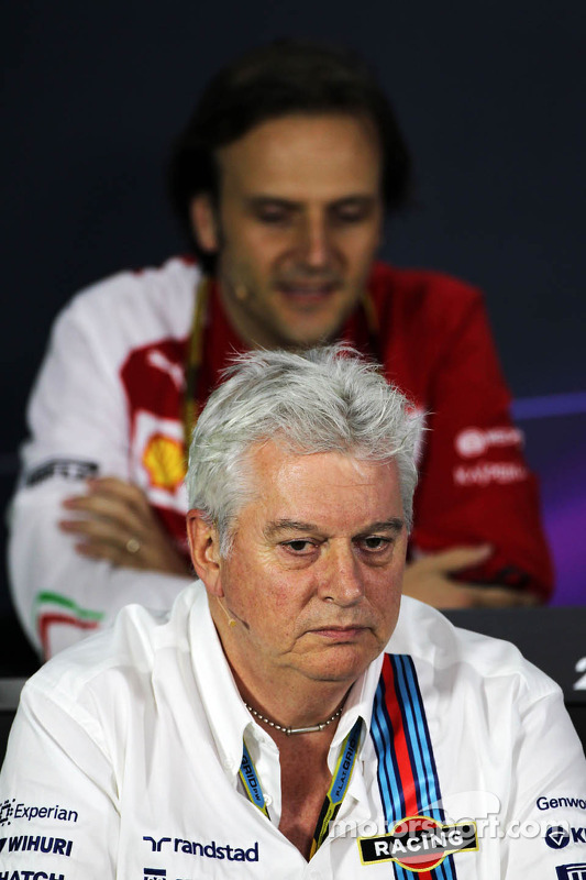 Pat Symonds, Williams
