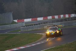 Norbert Siedler, Richard Westbrook, Mike Stursberg, Hans Guido Riegel, Haribo Racing Team, Porsche 911 GT3 R