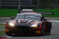 #38 MP Motorsport AMR 阿斯顿马丁 Vantage GT3: 乔·奥斯博尔内, 马克·普尔, 理查德·阿布拉
