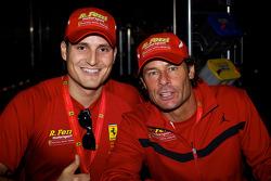 R. Ferri Motorsport: Albert Von Thurn Und Taxis e Anthony Lazzaro