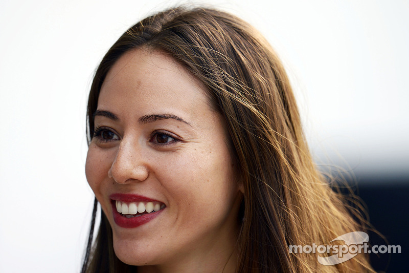 Jessica Michibata, McLaren