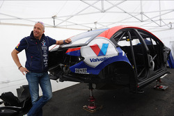 Tom Coronel, Chevrolet RML Cruze TC1, Roal Motorsport, to miss this weekend's WTCC Race of France
