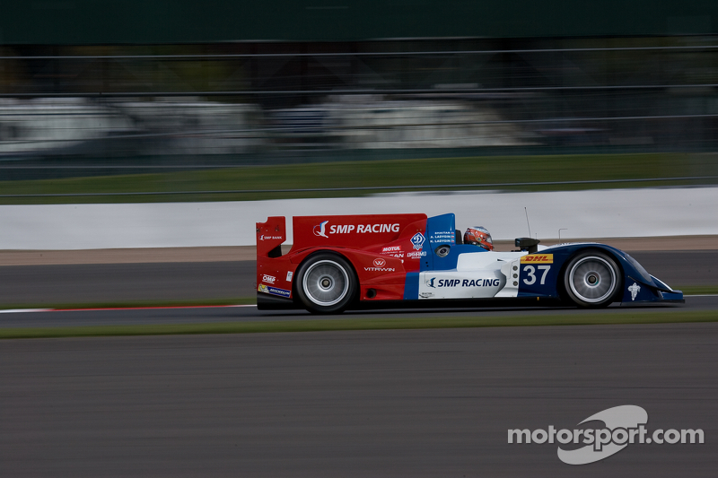 #37 SMP Racing Oreca 03 - 日产: 基里尔·拉德金, 维克托·沙伊塔, 安通·拉德金