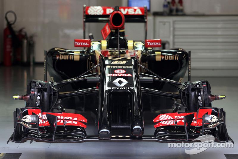 Lotus F1 E22