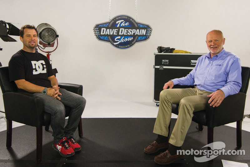 Dave Despain and Jeremy McGrath
