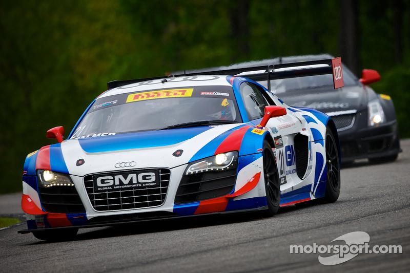 #21 GMG Racing 奥迪 R8 Ultra: 安德鲁·帕默