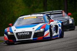 #21 GMG Racing Audi R8 Ultra: Andrew Palmer