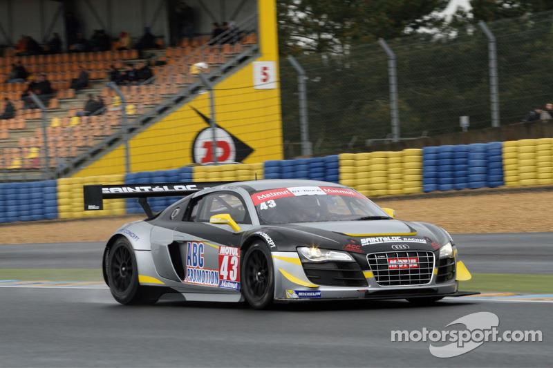 #43 Saintéloc Racing 奥迪 R8 LMS Ultra