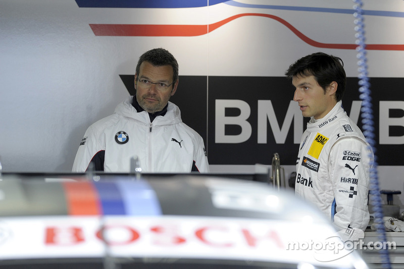 Bruno Spengler, BMW Team Schnitzer, BMW M4 DTM, Retrato